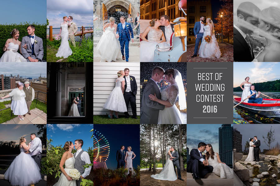 Best of 2016 Weddings