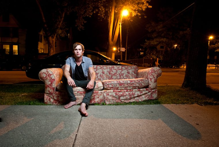 Abandoned Couch