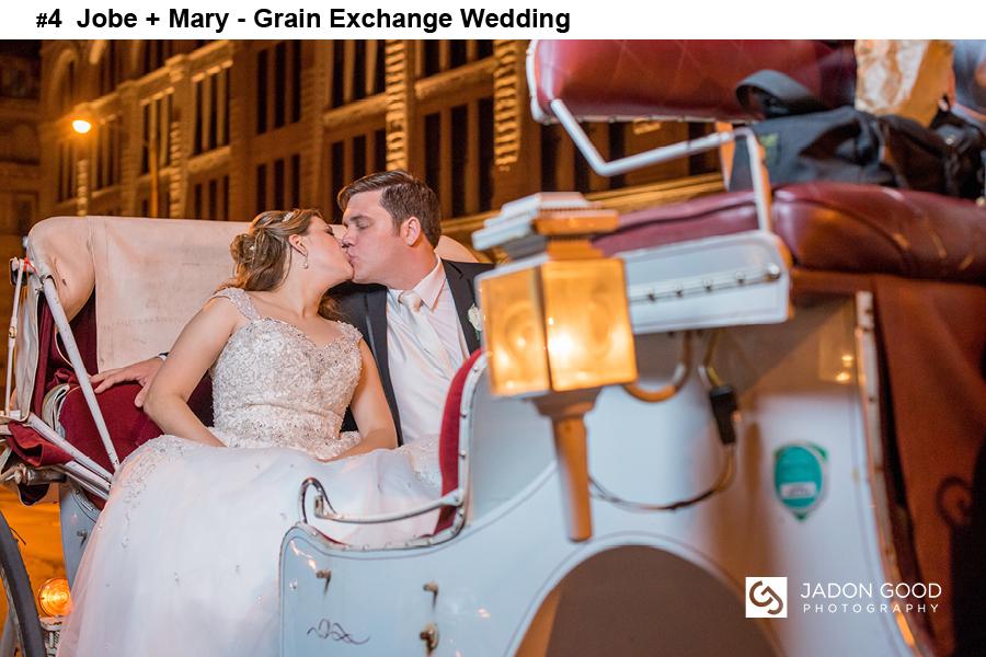 #4 Jobe + Mary Grain Exchange Wedding