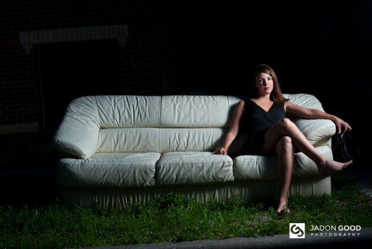 Abandoned Couch-68